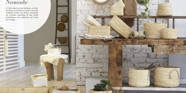 Collection INTERIEUR NOMADE